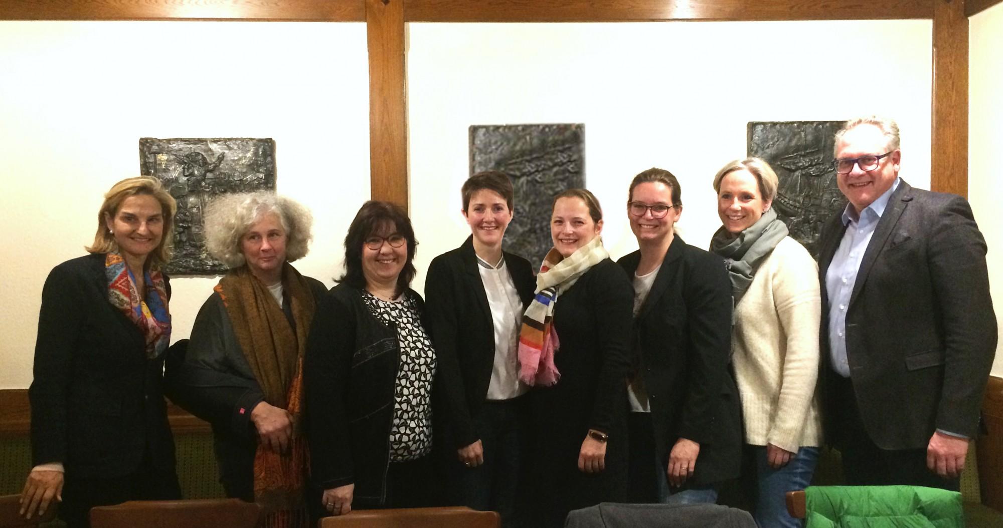 Eine Frauen Union für Titz